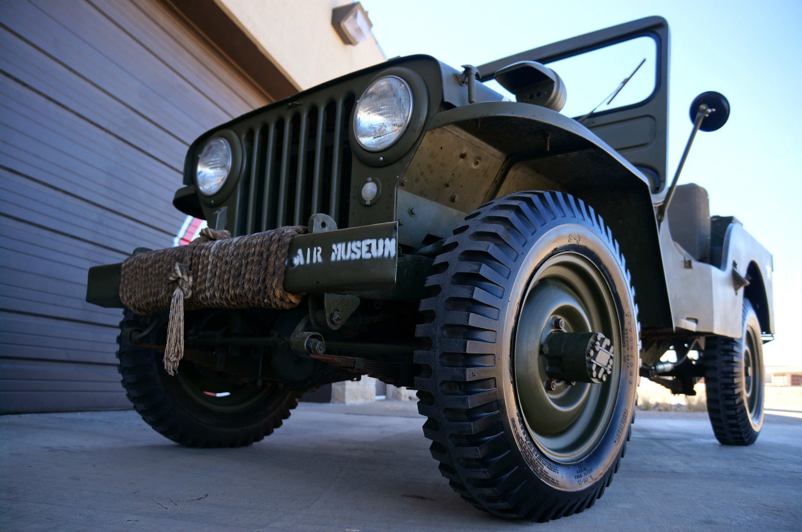 1950 Jeep Willys Cj3a For Sale