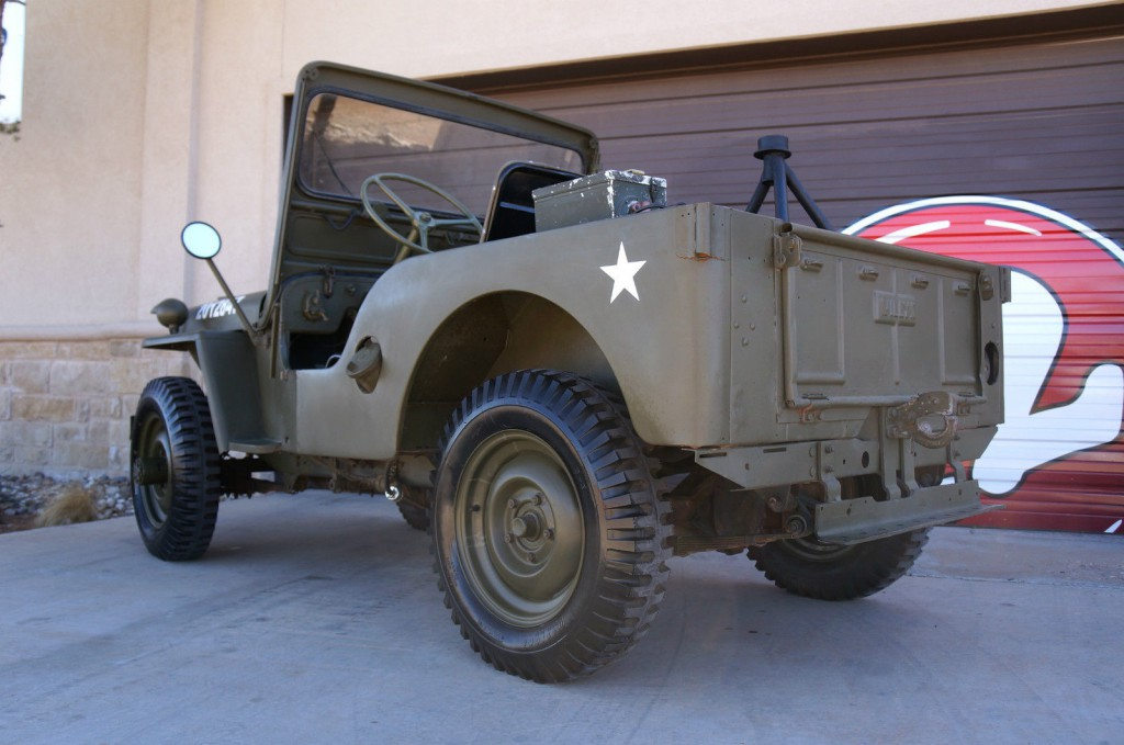 Cadillac Eldorado 2015 >> 1950 Jeep Willys CJ3A for sale