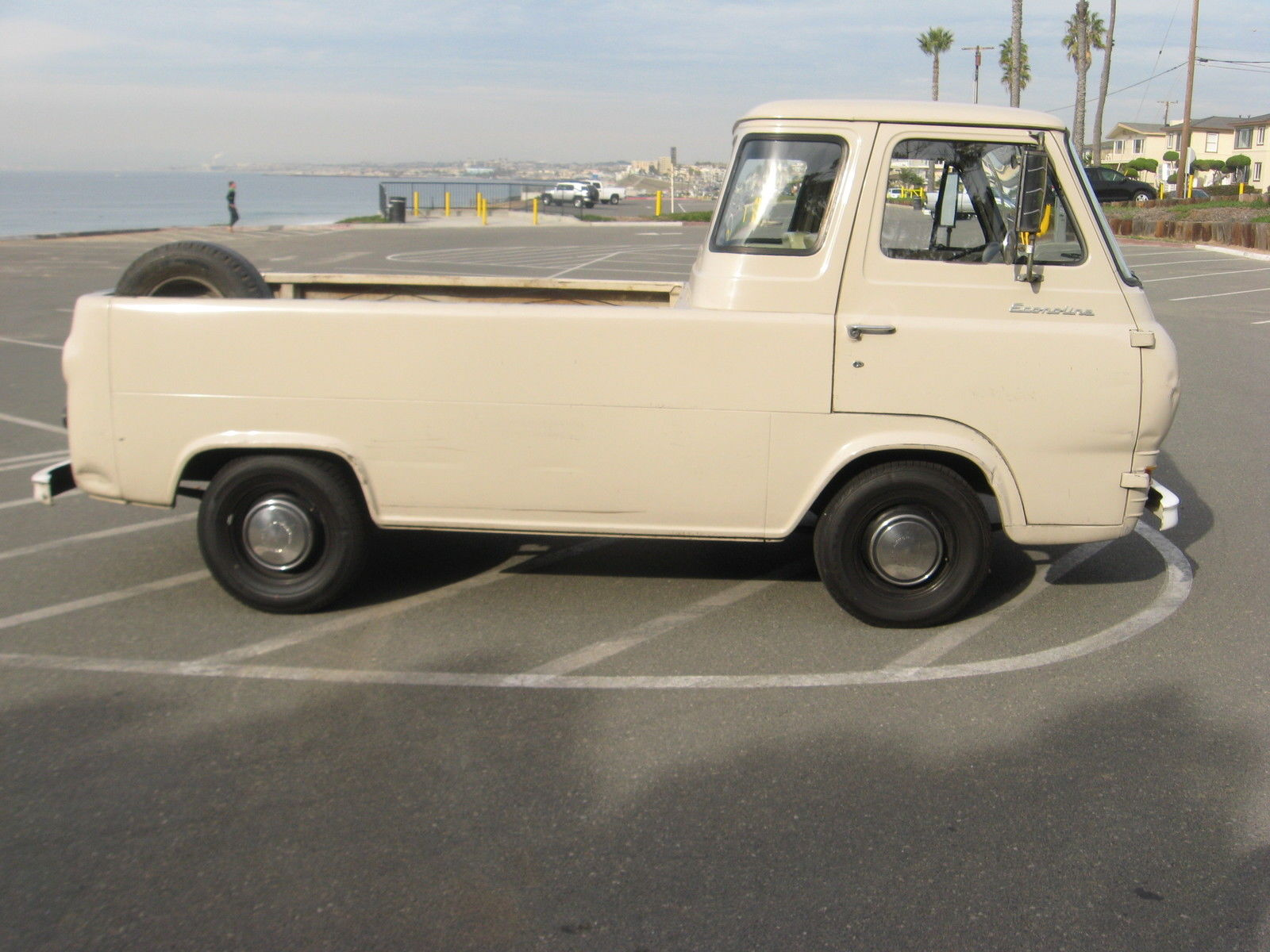 1964 ford econoline pickup for sale for Garage ford 62