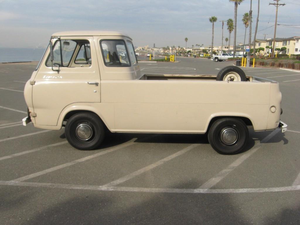 1960s ford econoline pickup for sale autos post. Black Bedroom Furniture Sets. Home Design Ideas
