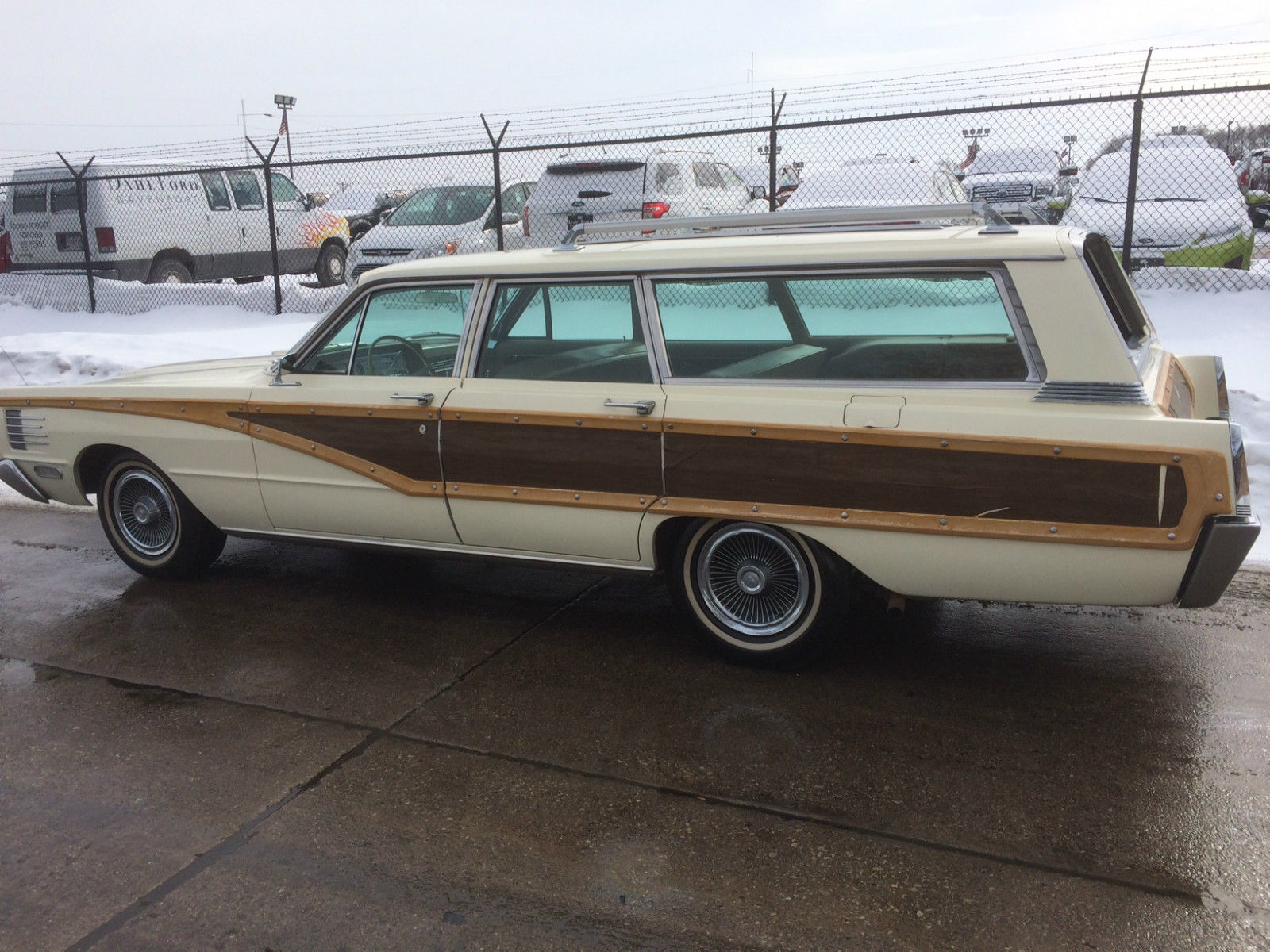1965 Mercury Colony Park Station Wagon for sale