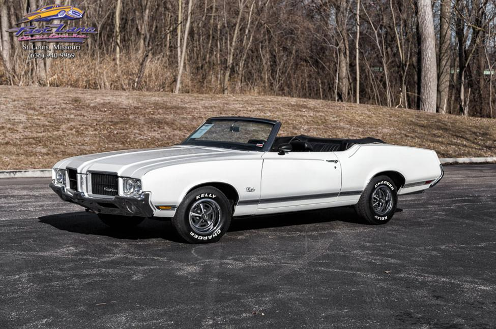 1971 Oldsmobile Cutlass Supreme Convertible for sale