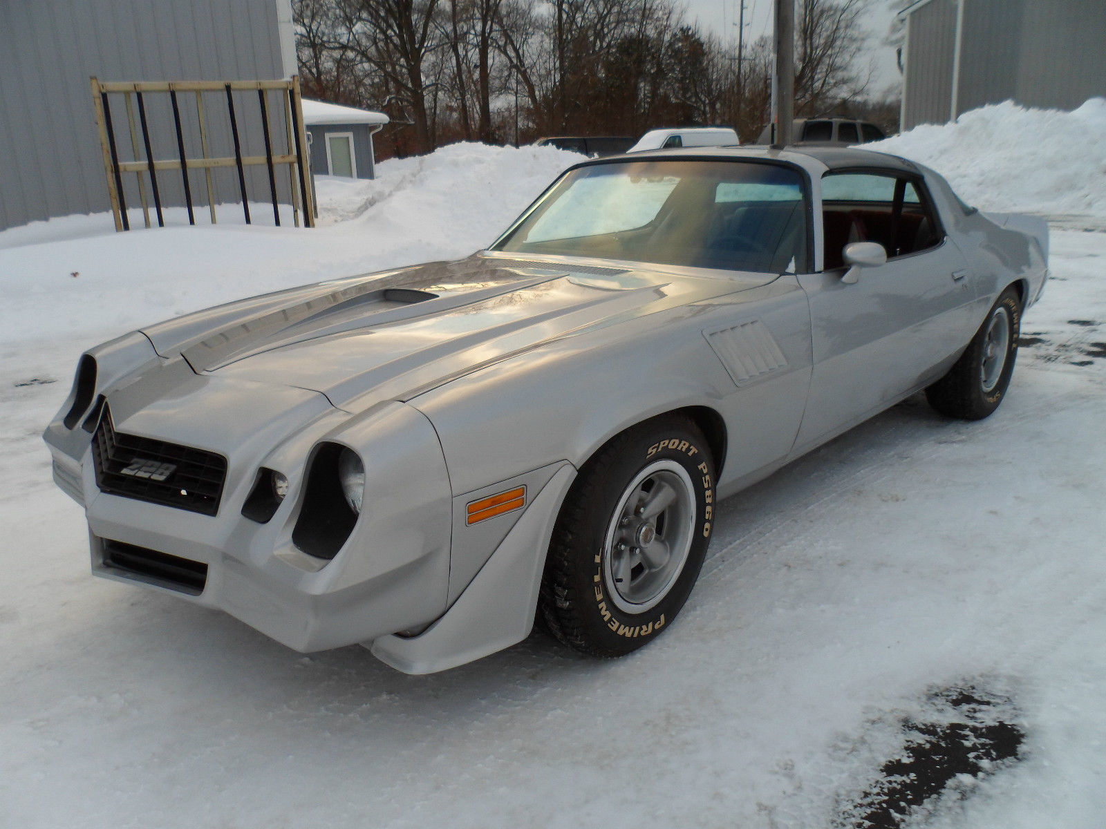 1979 Chevrolet Camaro Z-28 for sale