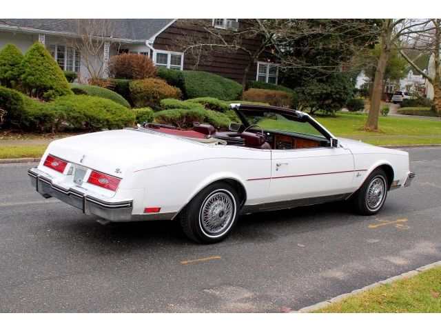 1985 Buick Riviera 2dr Coupe Convertible for sale