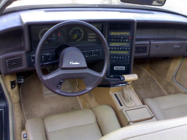 1992 Cadillac Allante For Sale