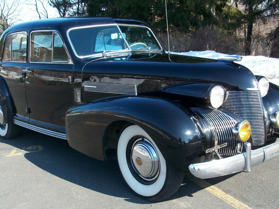 1939 Cadillac Series 60 Fleetwood Sedan for sale