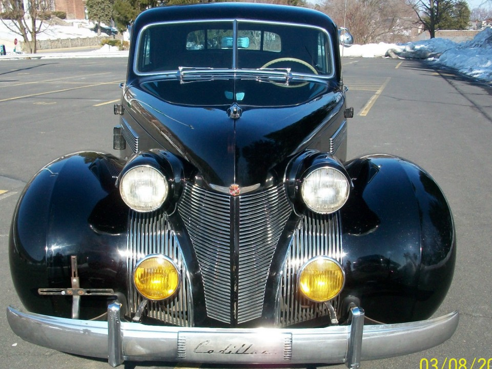 1939 Cadillac Series 60 Fleetwood Sedan