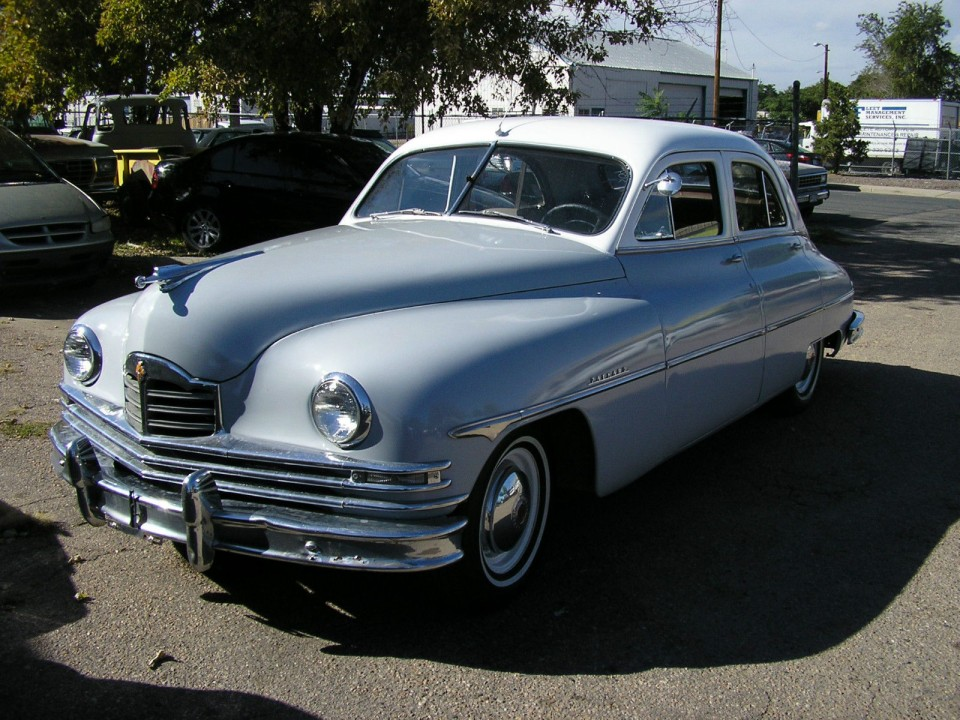 1949 Packard Standard Eight for sale