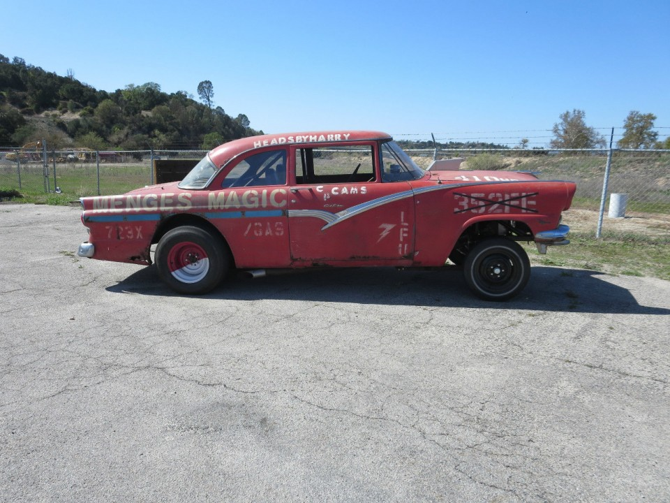 1956 Ford Fairlane Gasser for sale