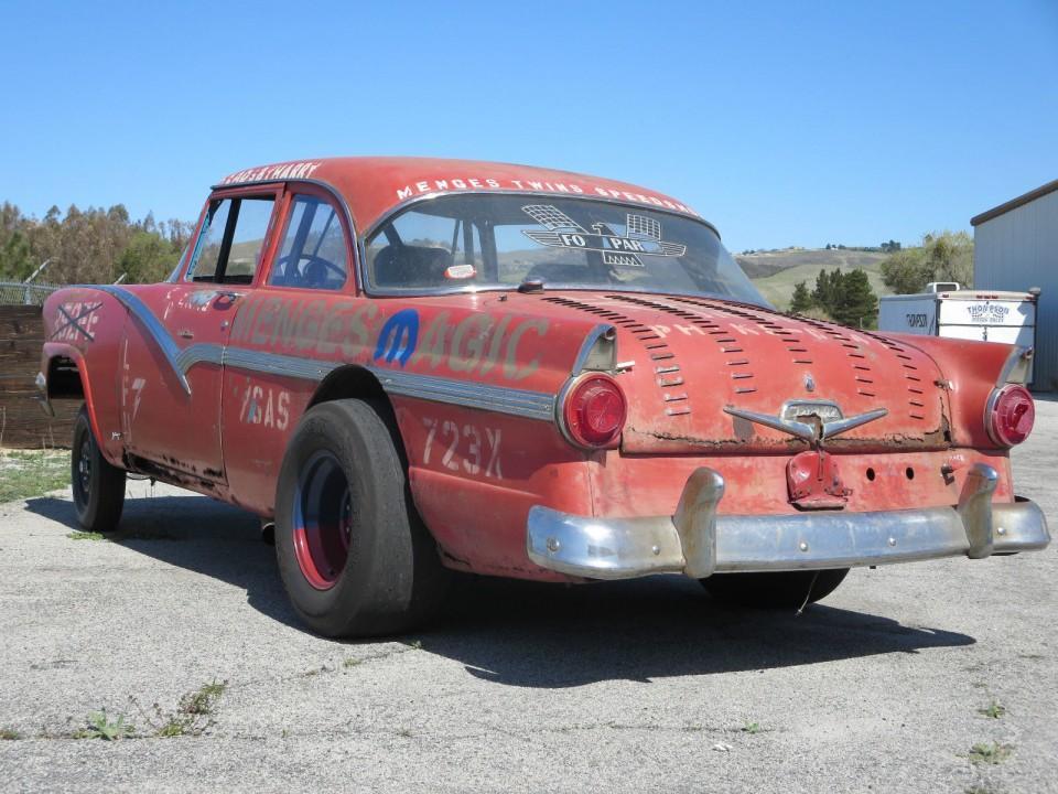 1956 Ford Fairlane Gasser