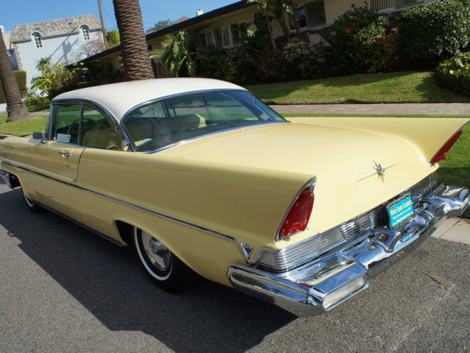 Lincoln Premiere Hardtop Coupe For Sale