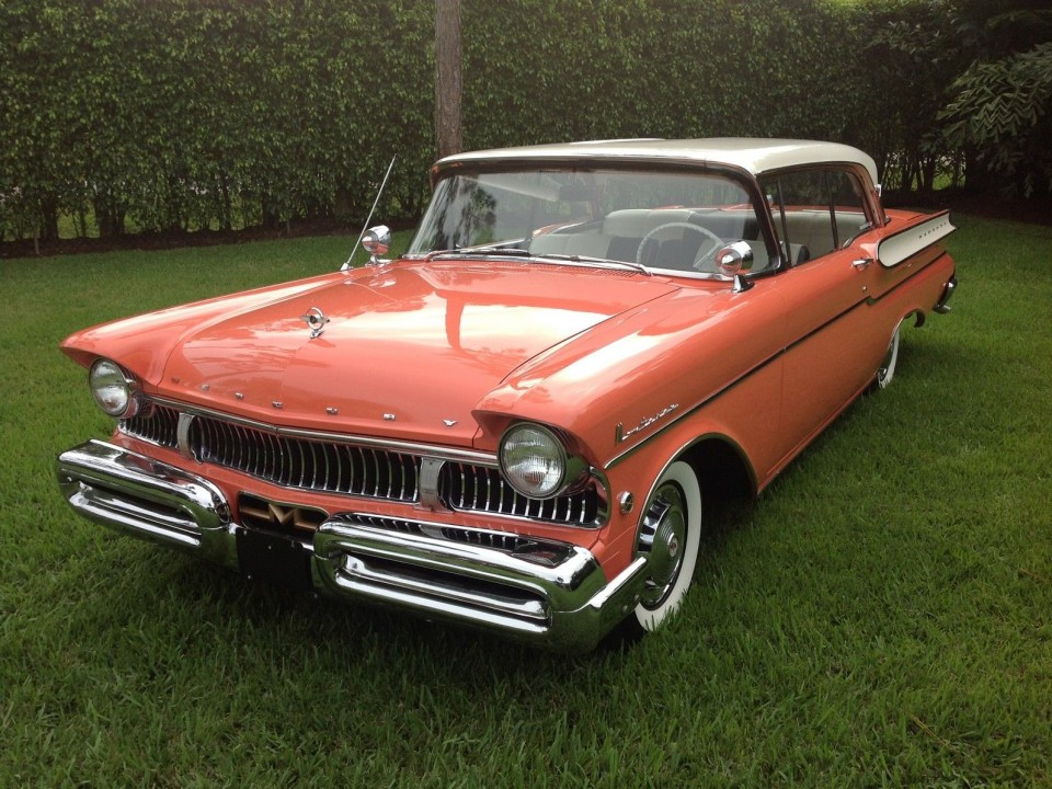 1957 Mercury Turnpike Cruiser for sale