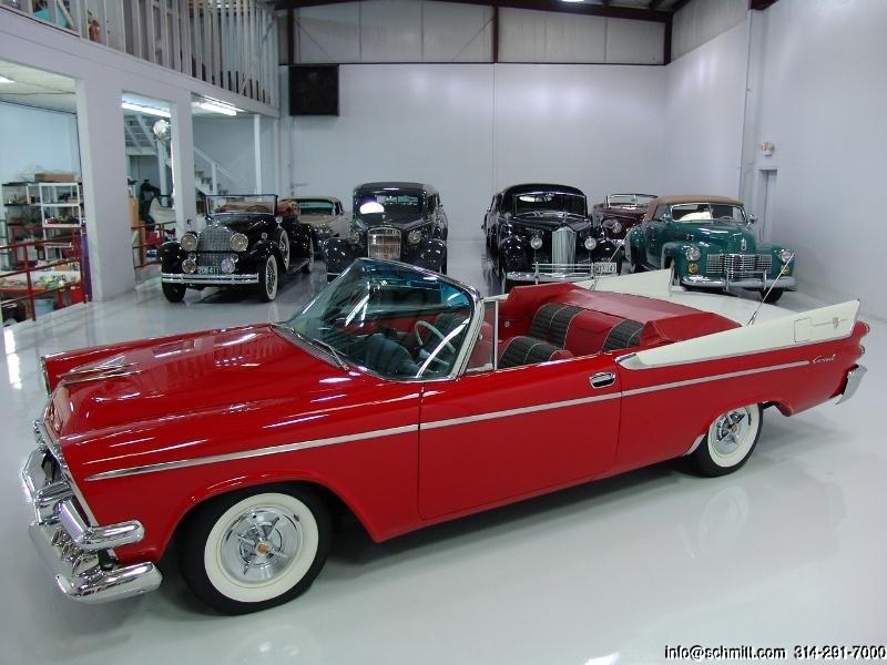 1958 Dodge Coronet Super D-500 Convertible