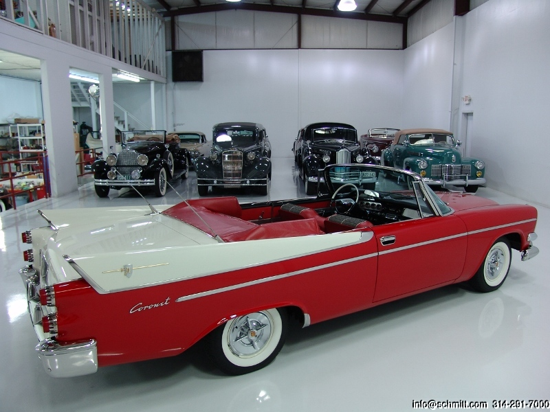 1958 Dodge Coronet Super D-500 Convertible for sale