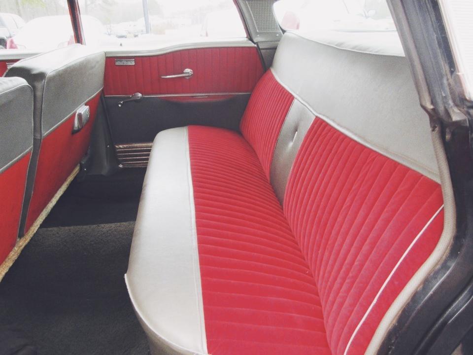 1958 Edsel Corsair