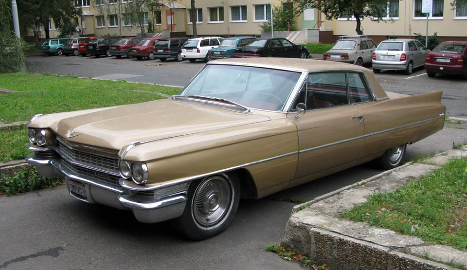 1963 Cadillac Coupe de Ville for sale
