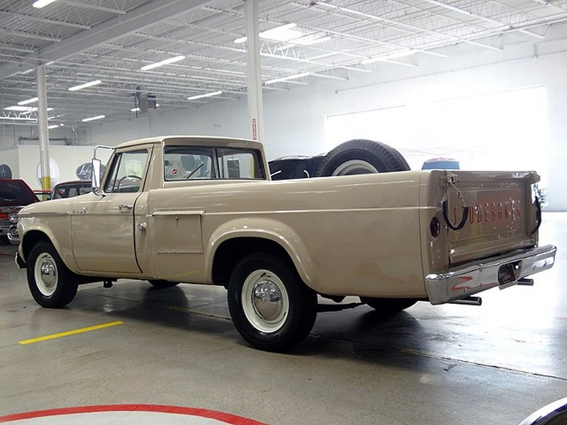 1963 Studebaker Champ 3/4 Ton Pickup for sale