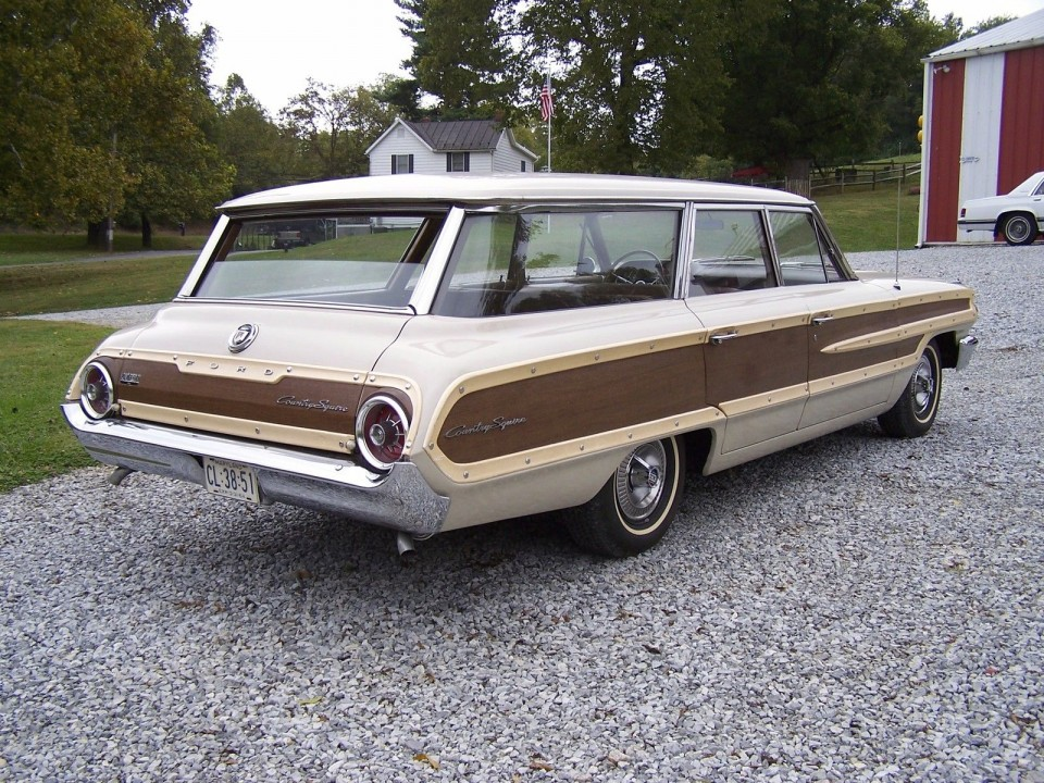 1964 Ford Galaxie 500 Country Squire for sale