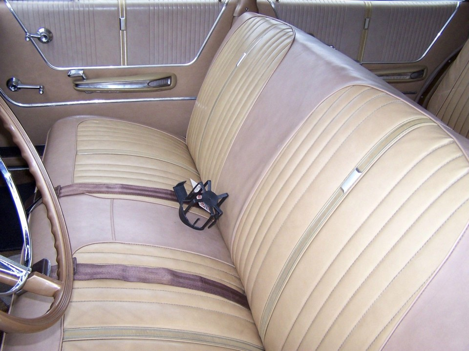 1964 Ford Galaxie 500 Country Squire