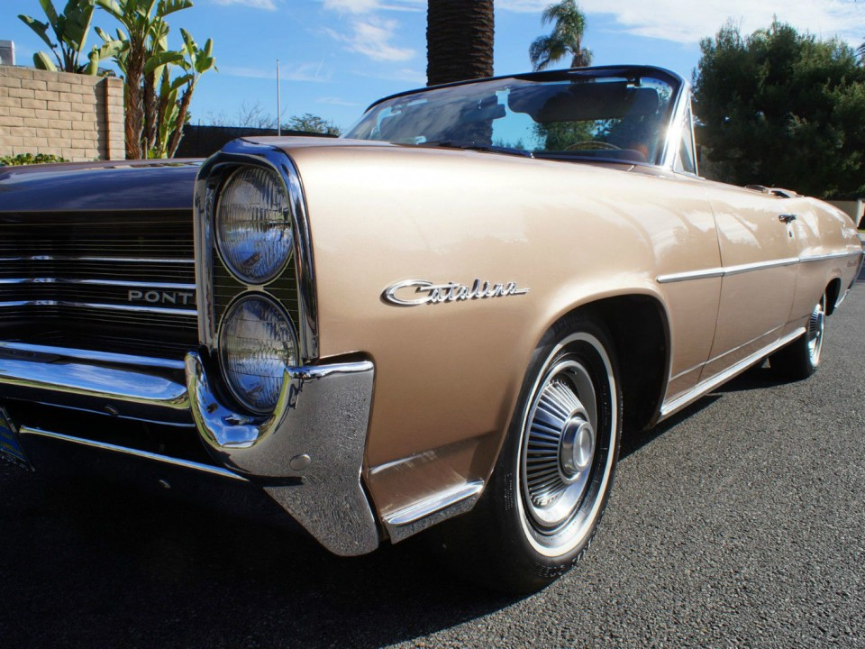1964 Pontiac Catalina Convertible for sale