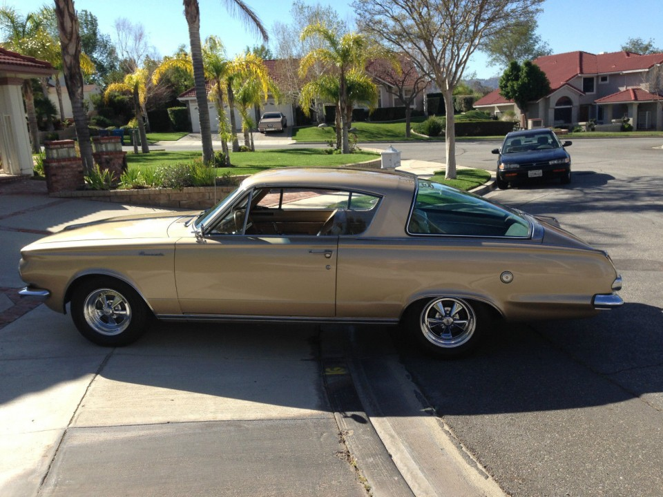 Plymouth Barracuda For Sale