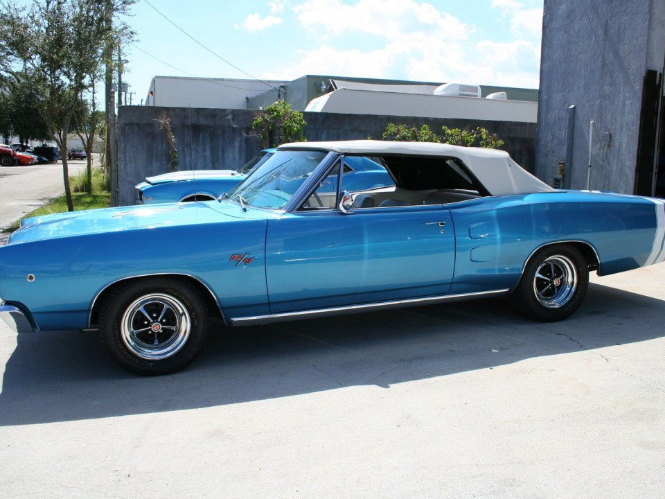 1968 Dodge Coronet R T Convertible For Sale