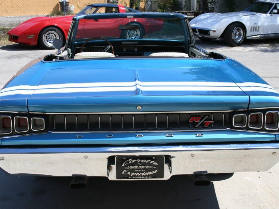 1968 Dodge Coronet R/T Convertible