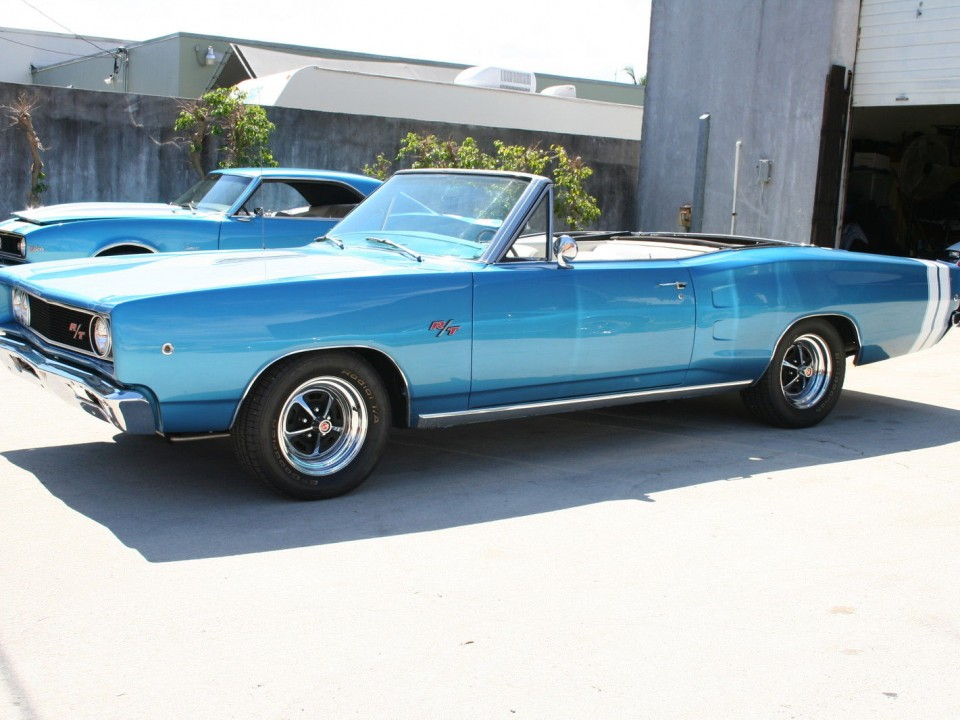 1968 Dodge Coronet R/T Convertible for sale on