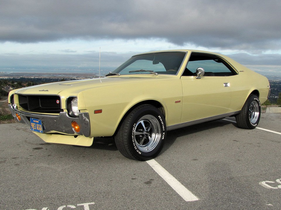 1969 AMC Javelin SST for sale