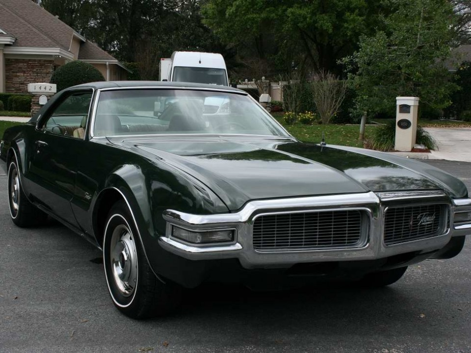 1969 Oldsmobile Toronado 14 For Sale For Sale