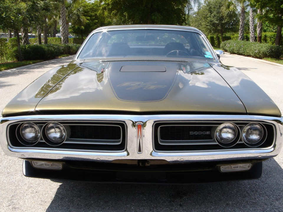 1971 dodge charger r t hemi for sale