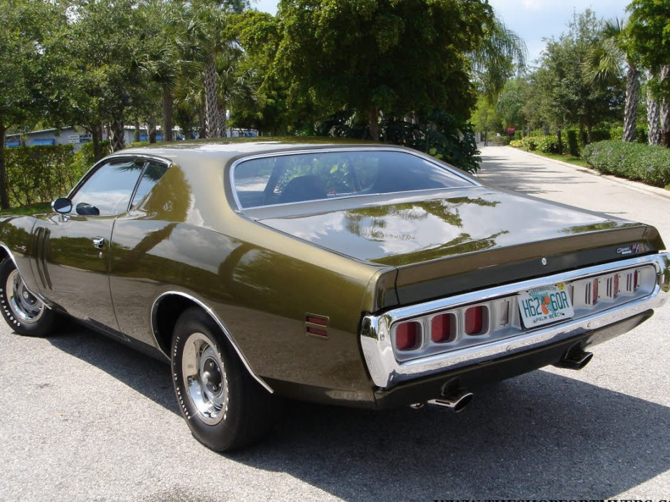 Dodge Fort Myers >> 1971 Dodge Charger R/T Hemi for sale