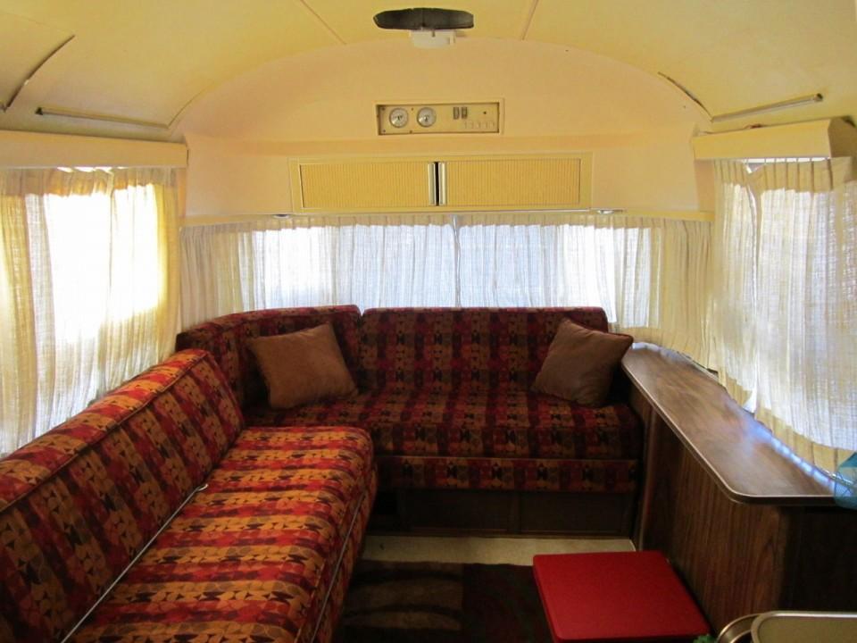 1973 Airstream Excella 500