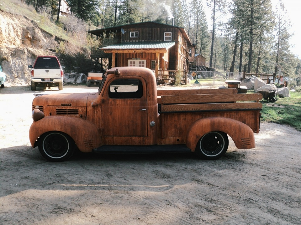 1969 Dodge A100 Offer Northern California 16500: A100 Dodge Truck For Sale I