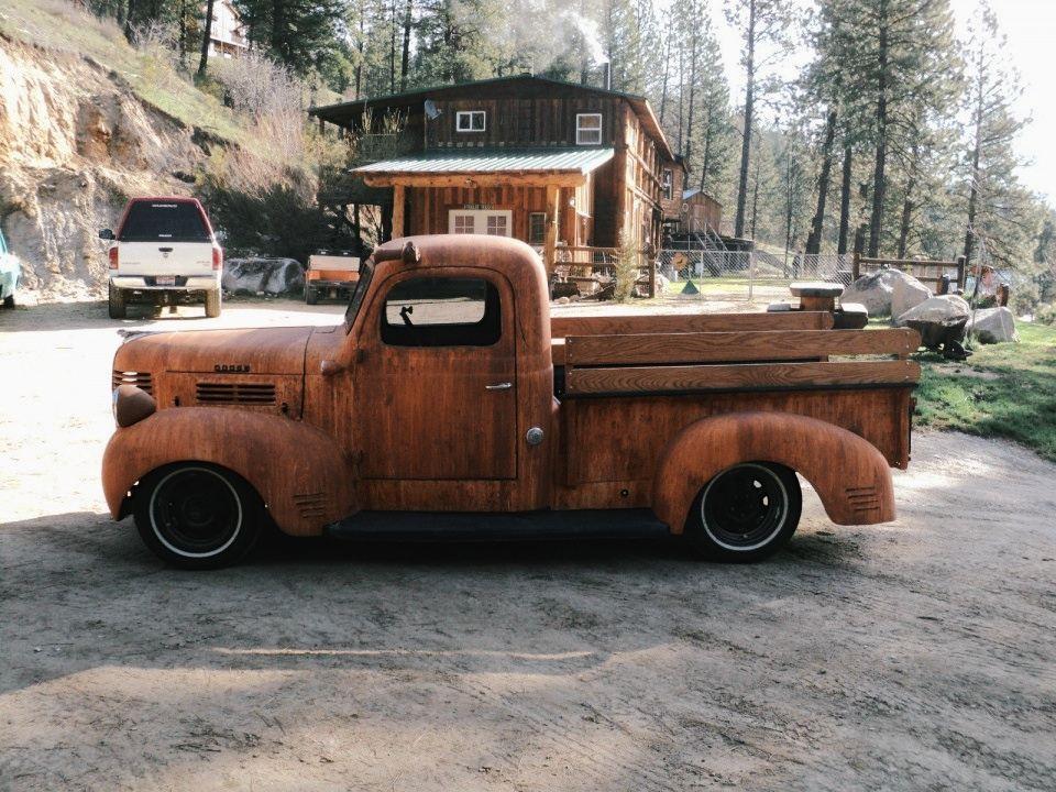 1945 Dodge Pickup Rat Rod for sale