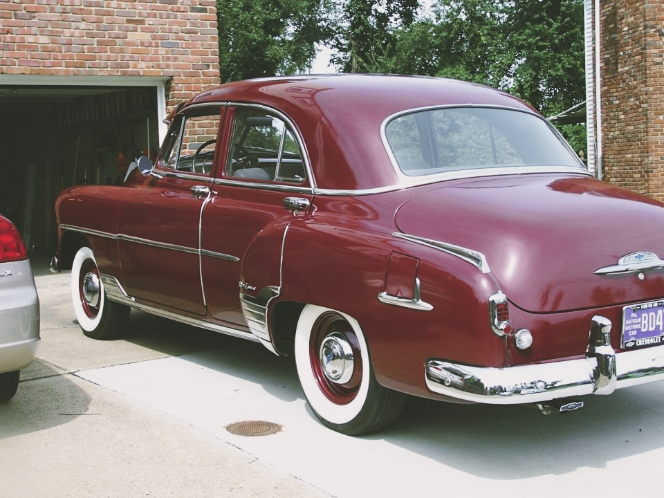1952 Chevrolet Styleline Deluxe For Sale 4 For Sale