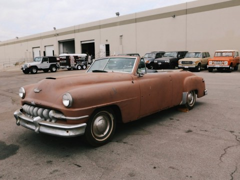 1952 DeSoto Convertible for sale