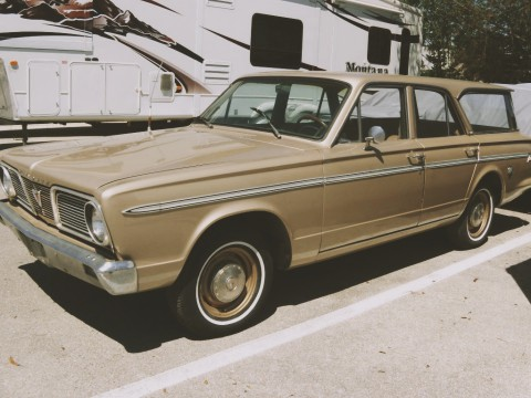 1966 Plymouth Valiant STW for sale