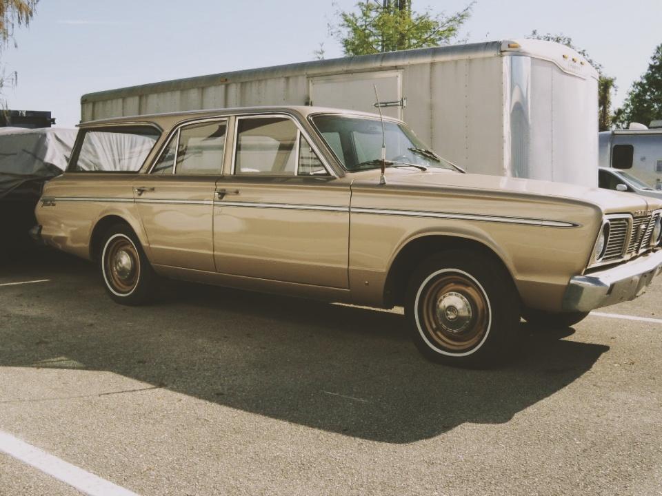 1960 Plymouth Valiant Station Wagon For Sale.html | Autos