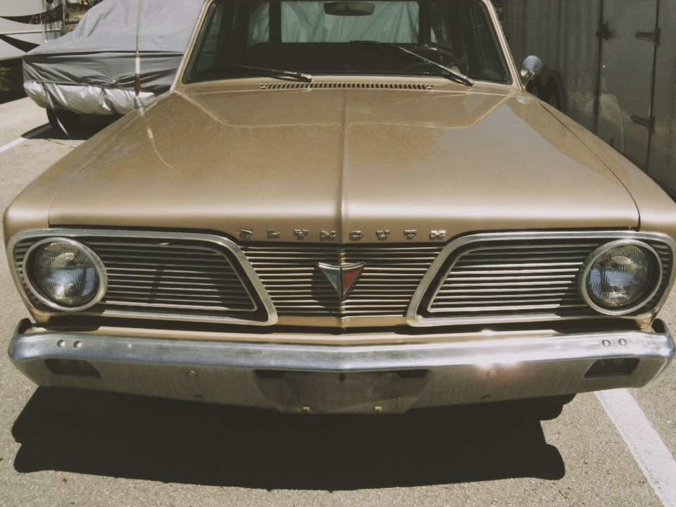 1966 Plymouth Valiant STW