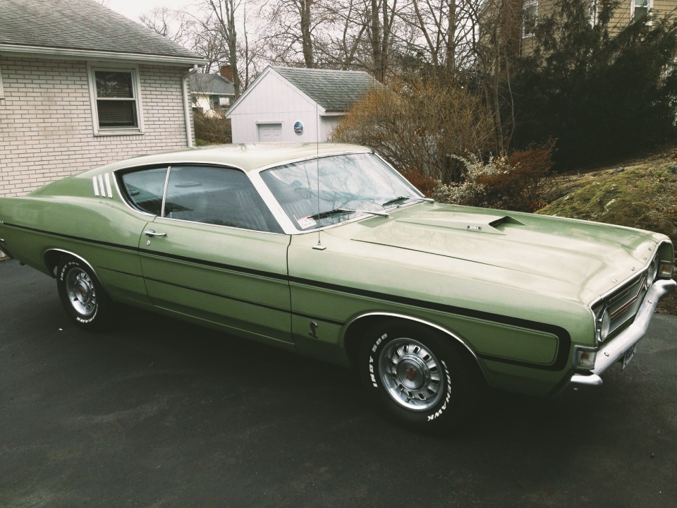 1969 Ford Torino Gt For Sale