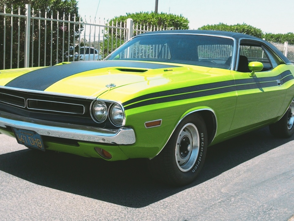 Dodge Charger Rt For Sale >> 1971 Dodge Challenger for sale