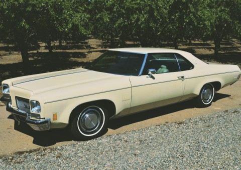 1972 Oldsmobile Delta 88 for sale