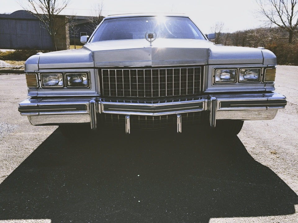 1976 Cadillac Fleetwood Brougham Limousine
