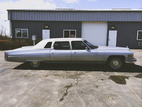 1976 Cadillac Fleetwood Brougham Limousine for sale