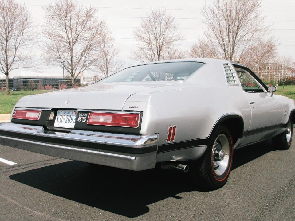 1976 Chevrolet Chevelle Laguna For Sale