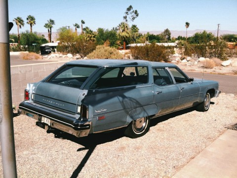 1976 Oldsmobile Custom Cruiser for sale