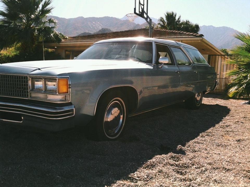 1976 Oldsmobile Custom Cruiser