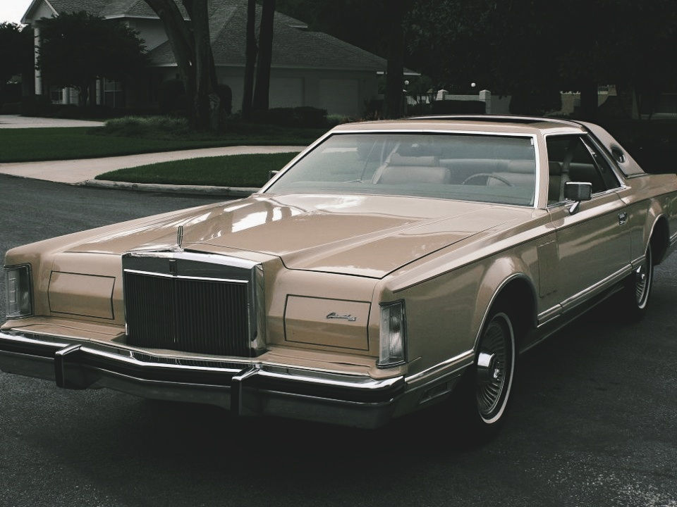 2016 Lincoln Town Car >> 1979 Lincoln Mark V Cartier Coupe for sale