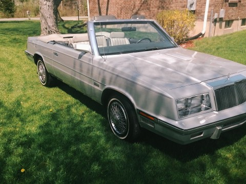 1985 Chrysler LeBaron for sale